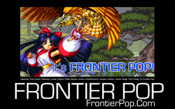 It's Frontier Pop! Frontier Pop. Know things.