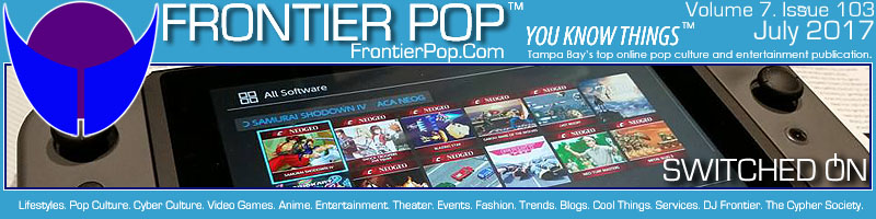 Frontier Pop Issue 103: Switched On - C. A. Passinault